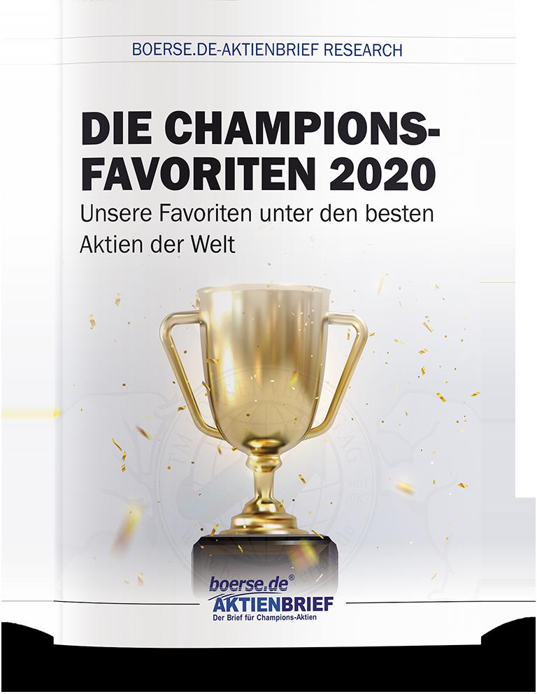 Die Champions Favoriten 2020