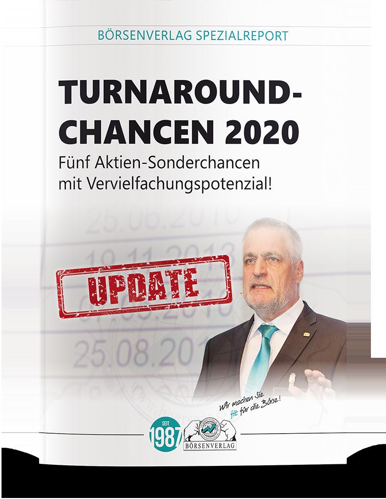 """Spezialreport """"Turnaround-Chancen 2020"""""""